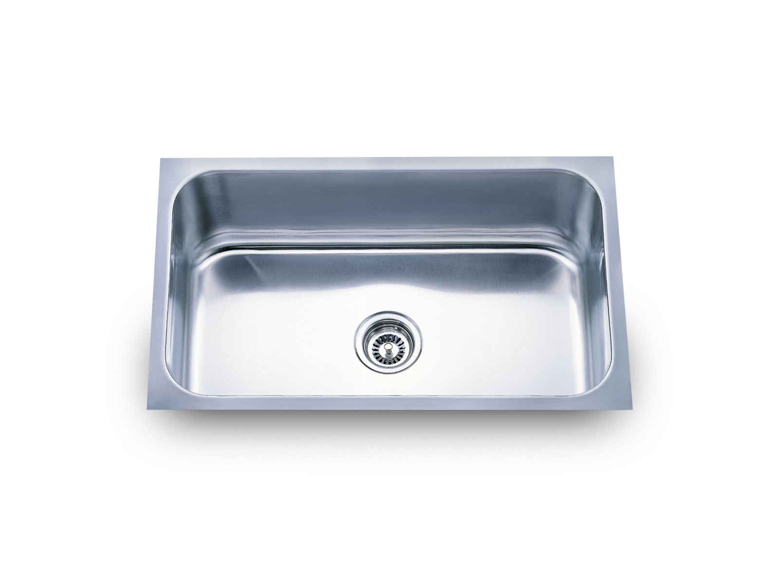 Undermount Big Single Bowl Kitchen Sink KS319 30X18