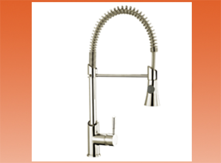 high voss asp prod lavatory handle faucet arc single full nickel faucets brushed moen